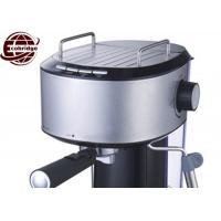 China Stainless Steel Household Espresso Machine , 1000ml Automatic Espresso Maker 15 Bar on sale