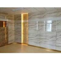 Cheap UV Coating Solid Pvc Waterproof Bathroom Wall Panels Exterior Marble Color for sale