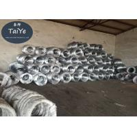 Cheap Fishing Net Razor Wire Fittings Hot Dipped Galvanized Steel Wire Rope for sale