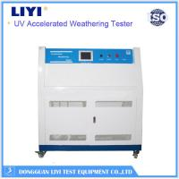 Fabric UV Aging Test Chamber , Accelerated UV Lamp Tester ...