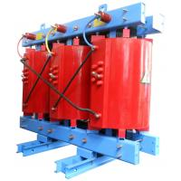 Cheap 33kV - 630kVA Dry Type Transformer Self Extinguishing 3 Phase Transformer for sale