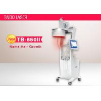 China 650nm Cold Laser Hair Growth Machine for Hair Loss Therapy / Laser Hair Regrowth Machines on sale