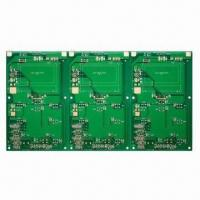 Buy cheap Printed Circuit Board with OSP Surface Treatment, Used for Industrial Electronic from wholesalers