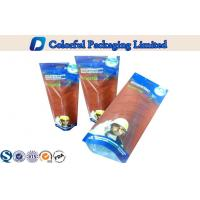 Cheap 250g Heat sealing PET / AL / PE Coffee Packaging Bags for tea packaging for sale