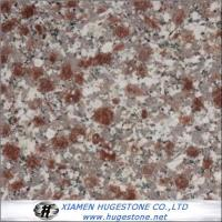 Cheap Snow Plum Granite G608, Pink Spotted G608 Granite Tile, Granite Slab for sale