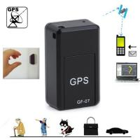 Cheap GF-07 Quad Band GSM GPRS GPS Tracker Remote Audio Transmitter Bug Sound Trigger Callback for sale