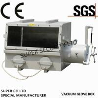 Cheap Vacuum Glove Box/ Bench top stainless glove box for material science,chemistry use for sale
