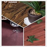 Cheap British Nostalgia Pattern/Interlock/Environmental Protection/Wood Grain PVC Floor(9-10mm) for sale