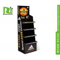 Quality Custom Socket Cardboard Advertising Stand , Comic Book Cardboard Display Shelves for sale