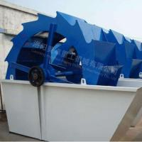 Cheap XSD Series Sand Washing Plant , Gravel Washing Machine AC Motor For Mining Industry for sale