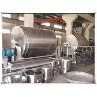 Cheap Fruit Puree Rotary Dryer Machine , Energy Saving Industrial Rotary Dryer for sale