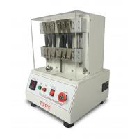 Cheap ISO 7854 & BS 3424-9De Mattia Flexing Tester /leather and coated flexing testing machine(TF117A) for sale