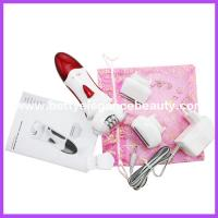 Cheap 3 In 1 Rechargeable Lady Epilator BEB-P10 for sale