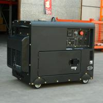 3kva silent diesel generator factory price sale