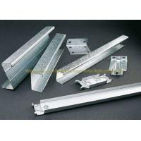 Cheap Zinc Coating Galvanised Square Tube Galvanized Steel C Shape Purlin for sale