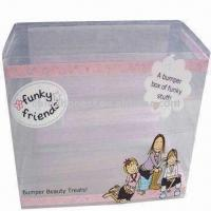 Cheap Plastic PVC Box,  Certified for sale
