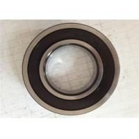 China Small Deep Groove Ball Bearing 6006 - 2RS For Tractor , Low Vibration on sale