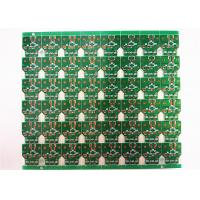 Cheap Rigid Flex Multilayer Printed Circuit Board ENIG / HASL Surface 1.6MM Thickness for sale