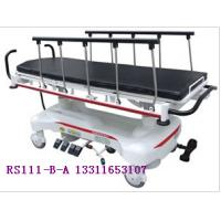 China Luxurious Electric Rise-and-Fall Stretcher Cart (ZT111-B-A) on sale