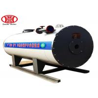 Cheap Horizontal Style Oil / Gas Fired Industrial Steam Boiler For Wood Working industry for sale