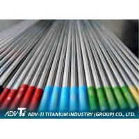 Buy cheap ASTM B863, AWS A5.16 Diameter 2.0-6.0mm Titanium and Titanium Alloy Welding Electrodes and Wire from Wholesalers