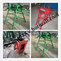 Cheap Asia Cable pulling winch, CABLE LAYING MACHINES,Cable bollard winch for sale