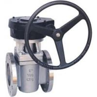 China 150# PTFE / RPTFE Sleeve Plug Valve For Pharmaceutical With Screwed End on sale