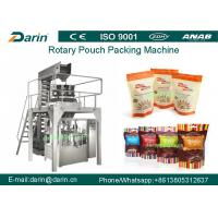 Cheap Vertical Stainless steel Automatic Pouch Packing Machine FOR snack food for sale