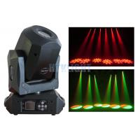 Cheap 90 Watt LED Spot Moving Head Light For Mobile Productions 1 -  20 Times Per Second Strobe for sale