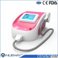 Cheap Professional Mini portable painless beauty machine 808nm diode laser hair removal wholesale