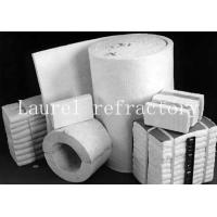 Cheap Boiler doors Ceramic blanket insulation fireproof For pipe coverings for sale