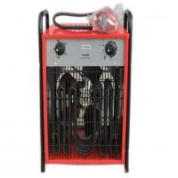 Cheap Portable Industrial Electric Air Heater / Energy Efficient Electric Heater for sale