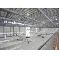 Cheap Stacbed Steel Airplane Hangars Floding Hangar Door For Aircraft Hangar for sale