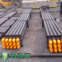 Cheap Forging API Drill Pipe With 4 Wrench Flat on Both Connection , 3000mm Length for sale