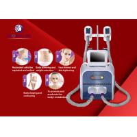 China CRYO + CAVI + RF 3 In 1 Slim Freeze Fat Freeze Slimming Machine 1000w Output Power on sale