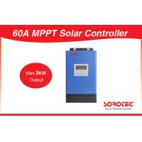 Buy cheap LCD Display MPPT Solar Controller from wholesalers