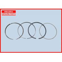 Cheap FVR 6HK1  Isuzu Piston Rings 8980401250 0.1 KG Net Weight Small Size for sale