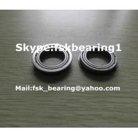 Buy cheap Stainless Steel F6803 Deep Groove Ball Bearing Flange Bearing from wholesalers