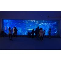 Quality Sound Insulation Laminated Safety Glass Extra Clear For Aquarium wholesale