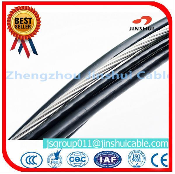 Aerial High Voltage Cable : Iec aluminum aerial cable high voltage pe