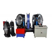 Cheap Multi Angle Pipe HDPE Fitting Butt Fusion Welding Machine 630mm Series for sale