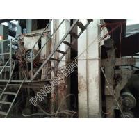 Left Hand Kraft Paper Making Machine High Output Customized Dimension