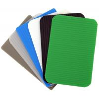 Quality High Impact  PP Corrugated Plastic Board / PP Hollow Sheet UV resistance wholesale