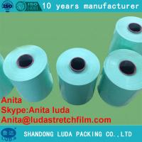 China Luda Color Hand Wraps Roll Stretch Silage Film on sale