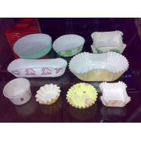 Cheap Greaseproof Paper Cake Tray Forming Machine Disposable Cups And Plates Making Machine for sale