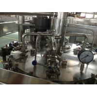 China Electric Wine Bottling Line Filling And Capping System For Liquor / Alcohol on sale