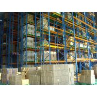Cheap Factory VNA Pallet Racking System Very Narrow Aisle Forklift for sale