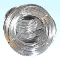 Buy cheap high quality low carbon steel galvanized wire from wholesalers