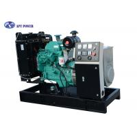 Cheap 25kVA 20kW Cummins Diesel Genset for Marine , Open Frame Mounted for sale