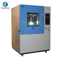 Cheap Programmable Dust Test Chamber / Dust Proof Test Chamber For Testing Automobile for sale